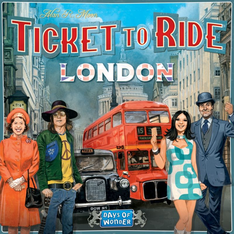Ticket to Ride! Londres