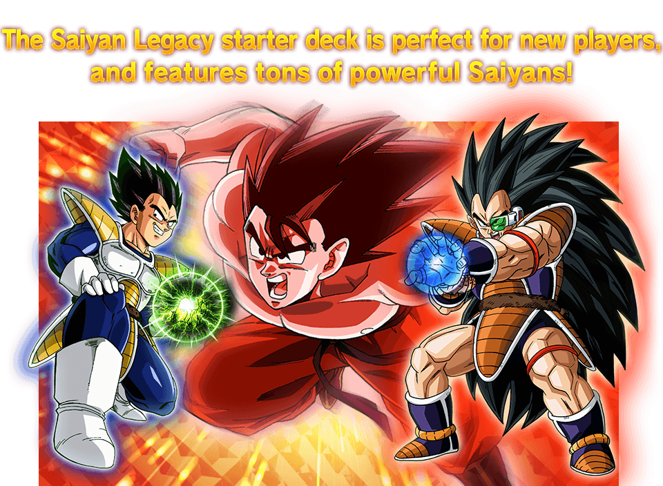 Dragon Ball Super Saiyan Legacy