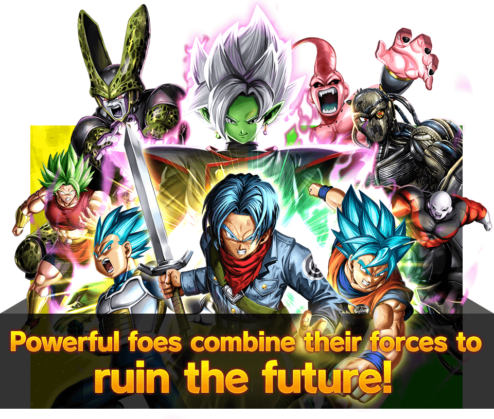 Dragon Ball Super Union Force