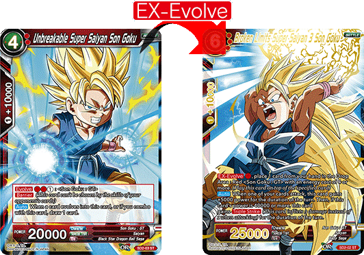 Dragon Ball Super Extreme Evolution
