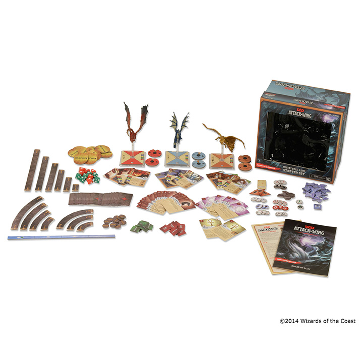 Dungeon & Dragons Attack Wing abierto