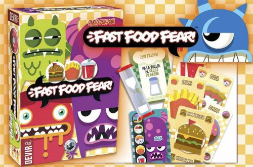Fast Food Fear 1