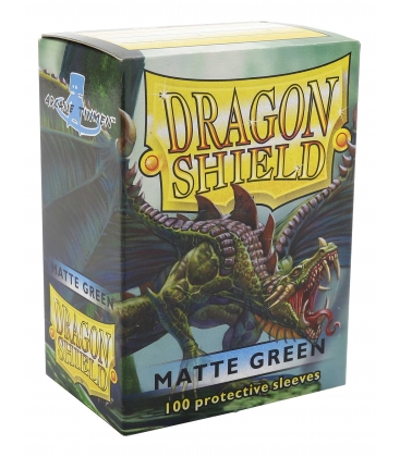 Fundas Dragon Shield Matte
