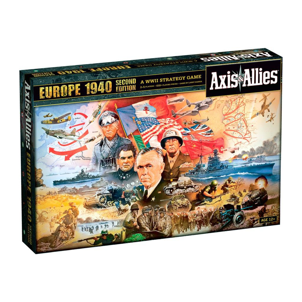 Axis & Allies Europe 1940 (Inglés)
