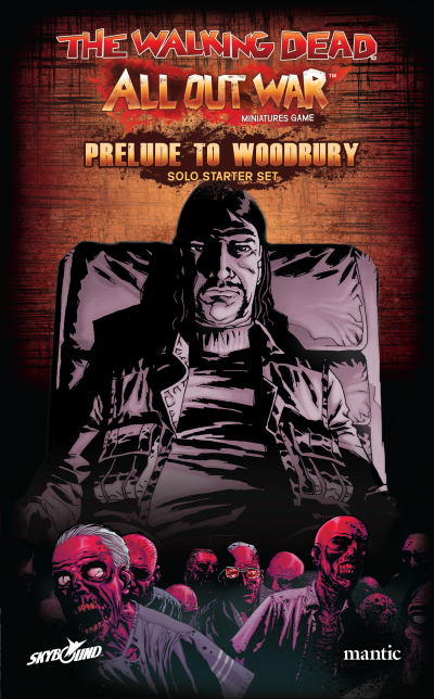 The Walking Dead: All Out War - Prelude to Woodbury
