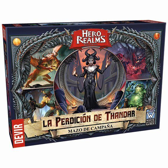Hero Realms - La perdición de Thandar