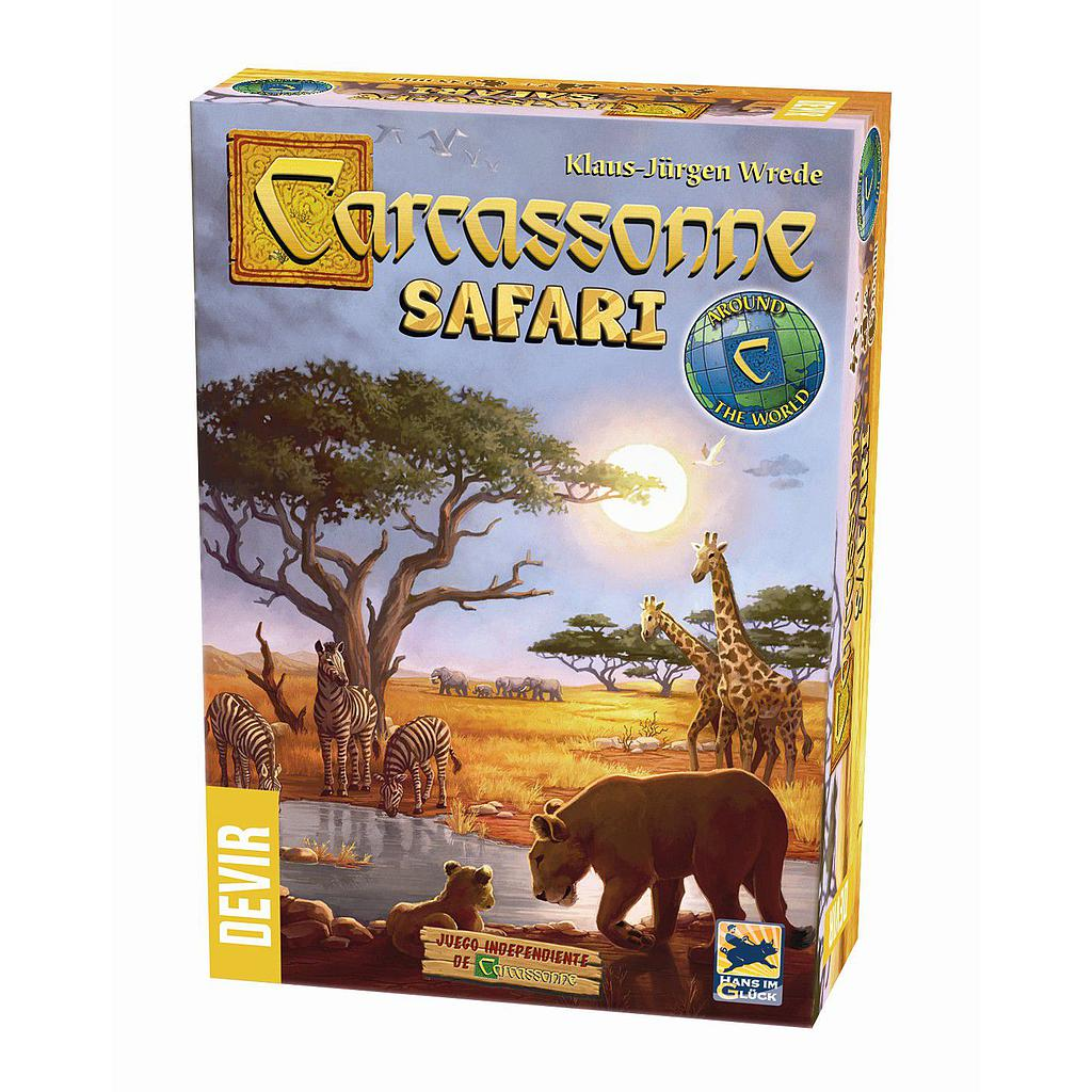 Carcassonne – Safari