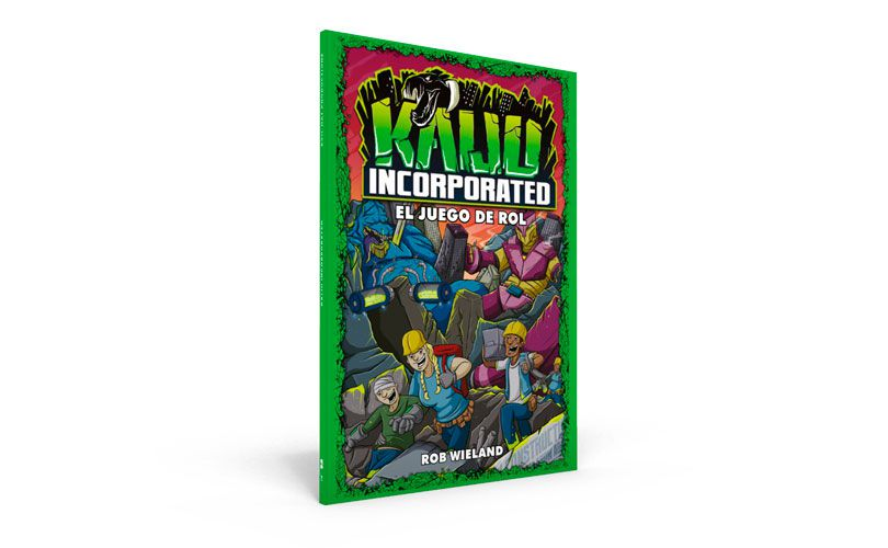 Kaiju Incorporated