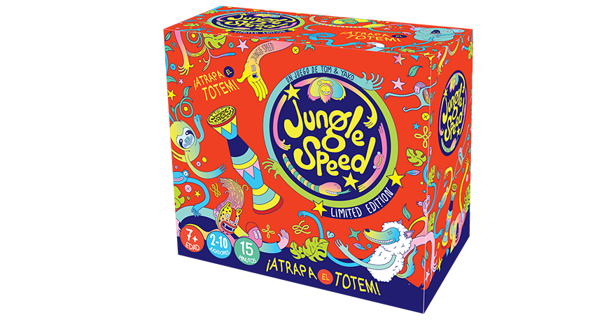 Jungle Speed 2019 Edouardo Bertone